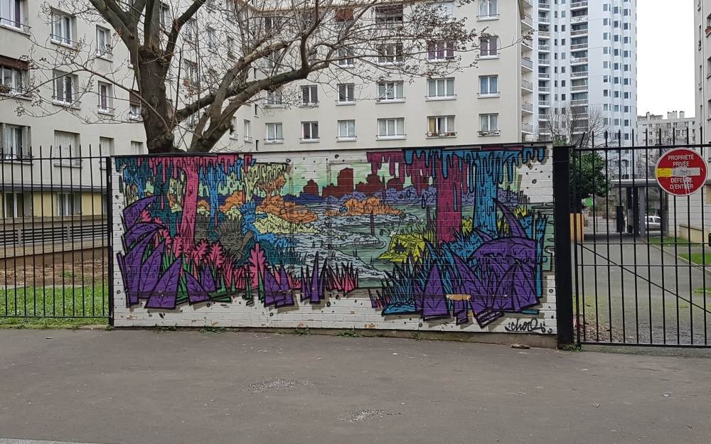street art suzanne masson paris