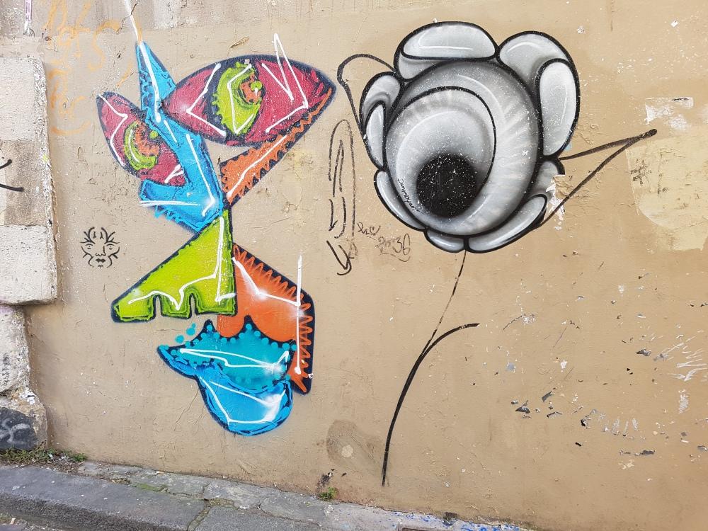 mister renard panpan street art