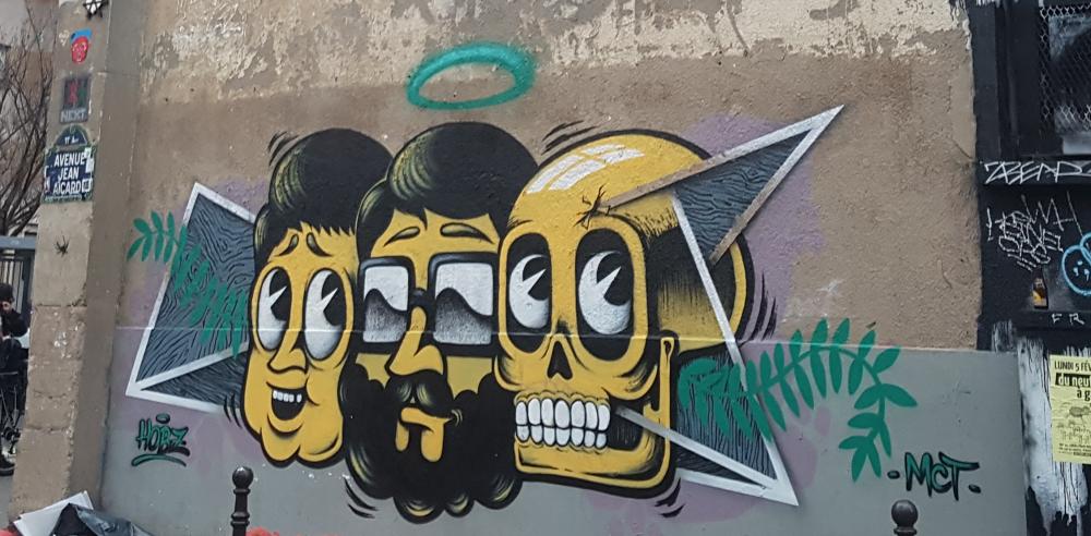 hobz oberkampf street art paris
