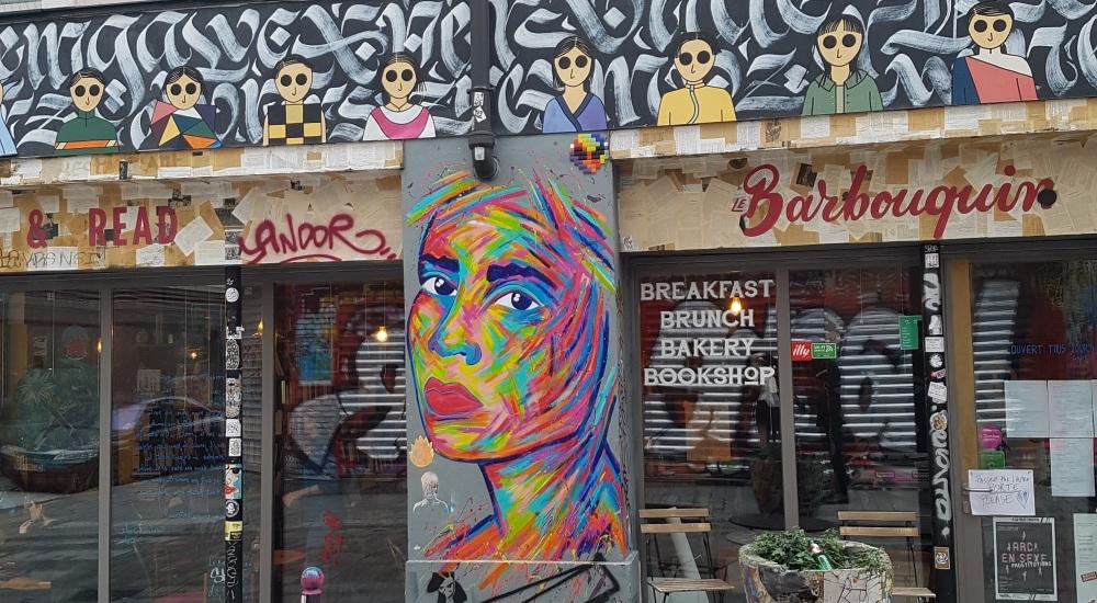 manyoly street art rue denoyez