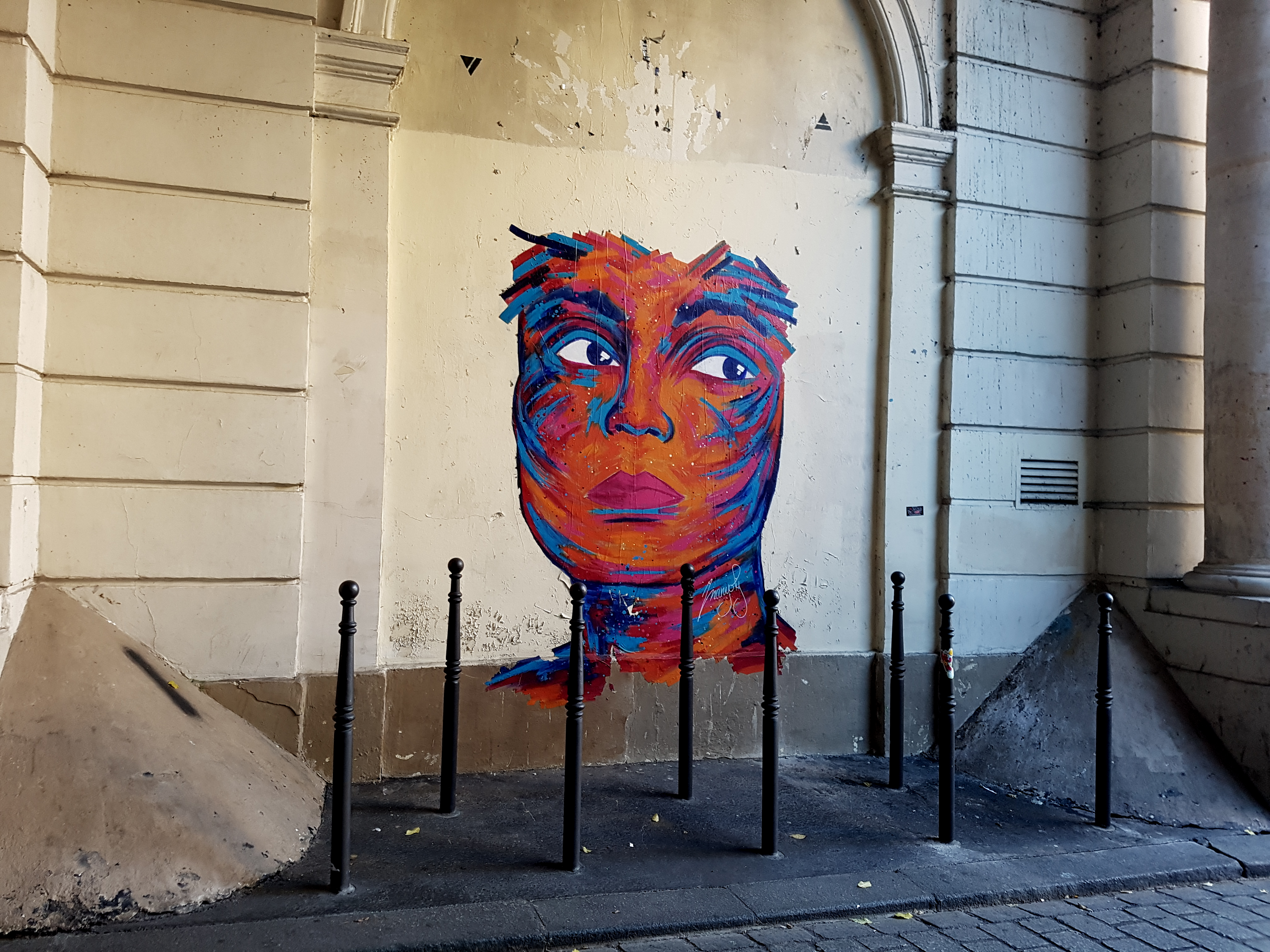 manyoly street art paris 10