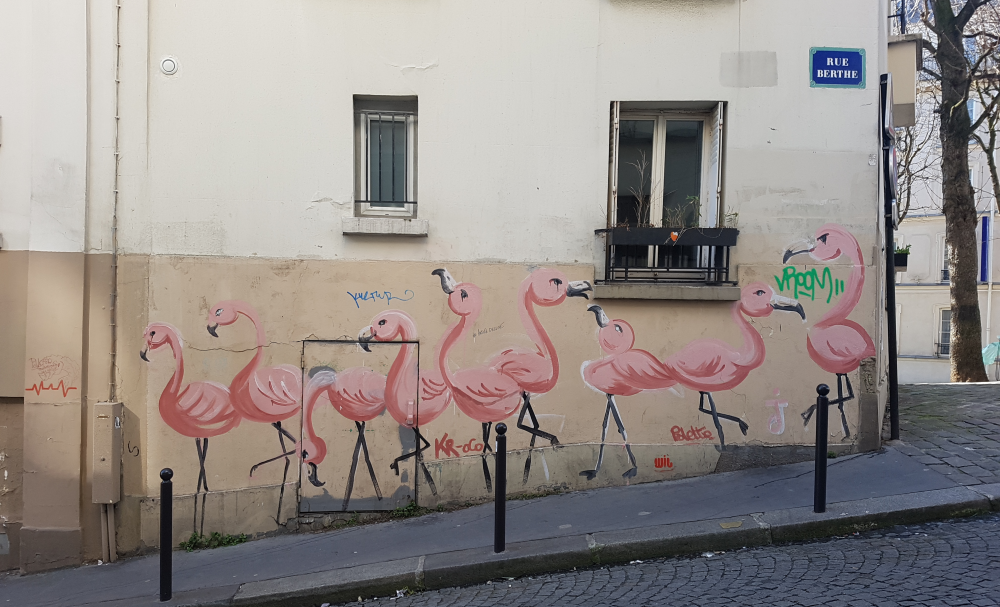 oji flamands roses street art