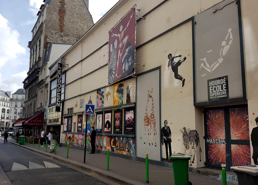 street art graffiti rue biot paris