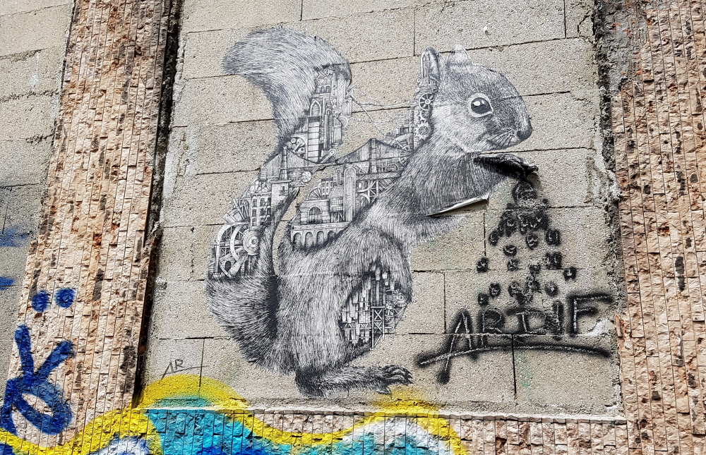 ardif street art graffiti paris 12