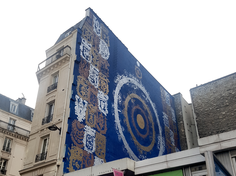 tarek benaoum street art paris