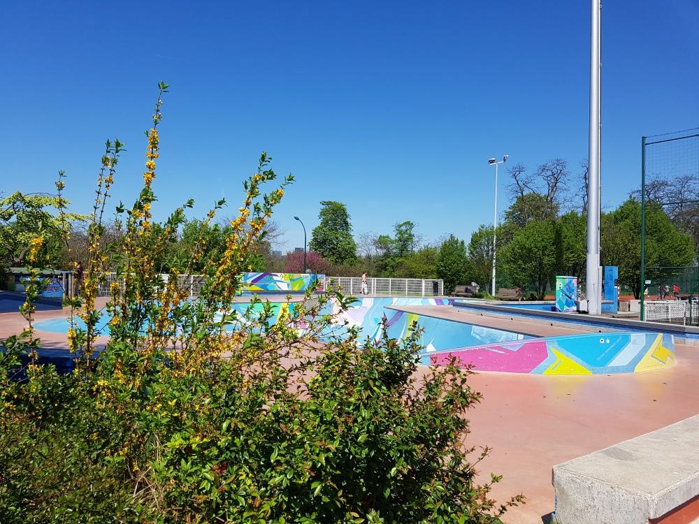 skatepark muette street art paris graffiti
