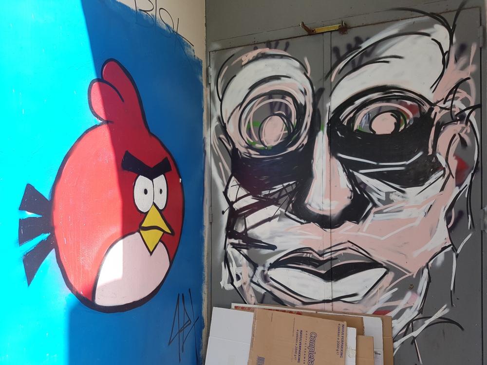 street art graffiti paris 16