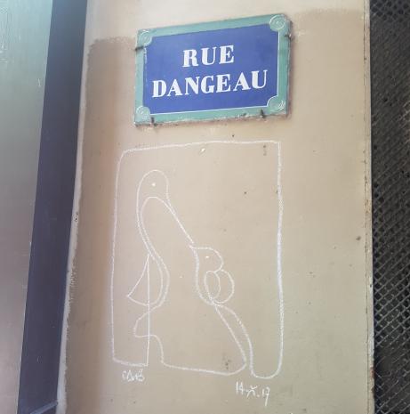 loiseaucraie street art paris 16