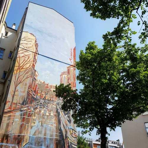fresque paris 15 rue brancion