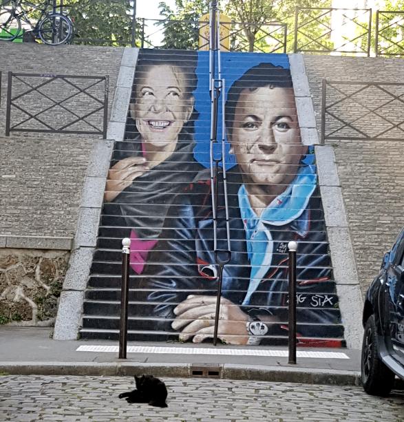 street art coluche zag sia paris 14
