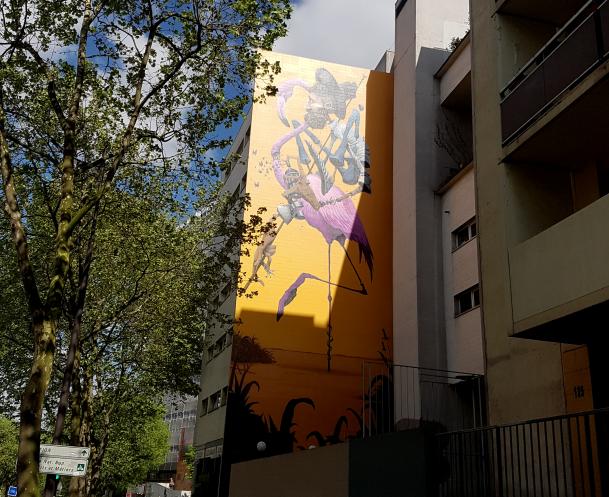 maye street art paris 13