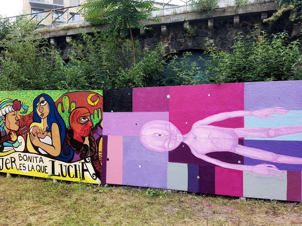 ourcq living colors fansack street art