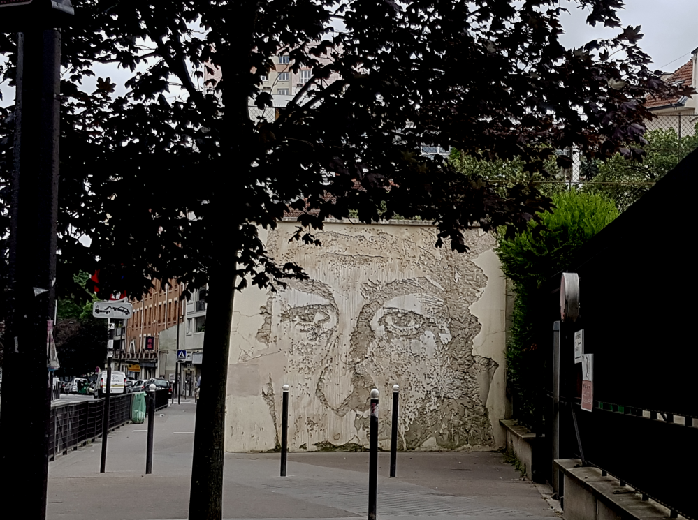 vhils street art paris 13