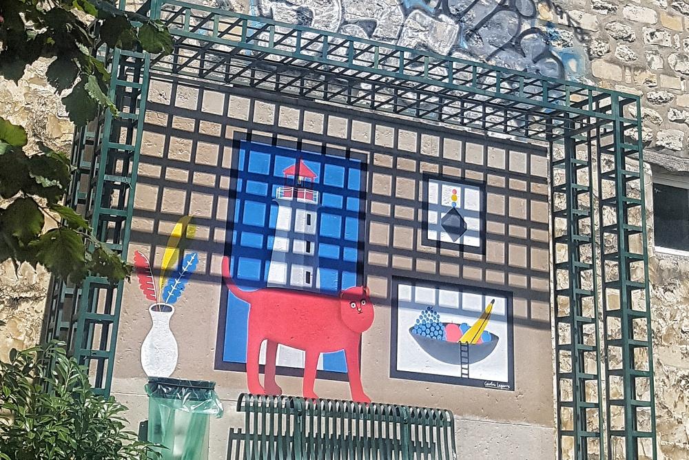 coulee verte street art