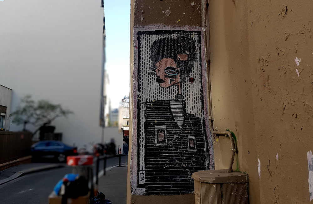 alo street art graffiti paris 11