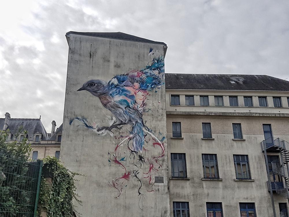l7 matrix street art vannes