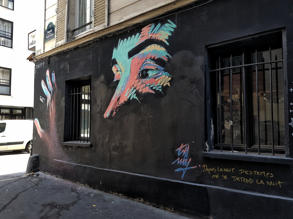 txemy street art paris 11