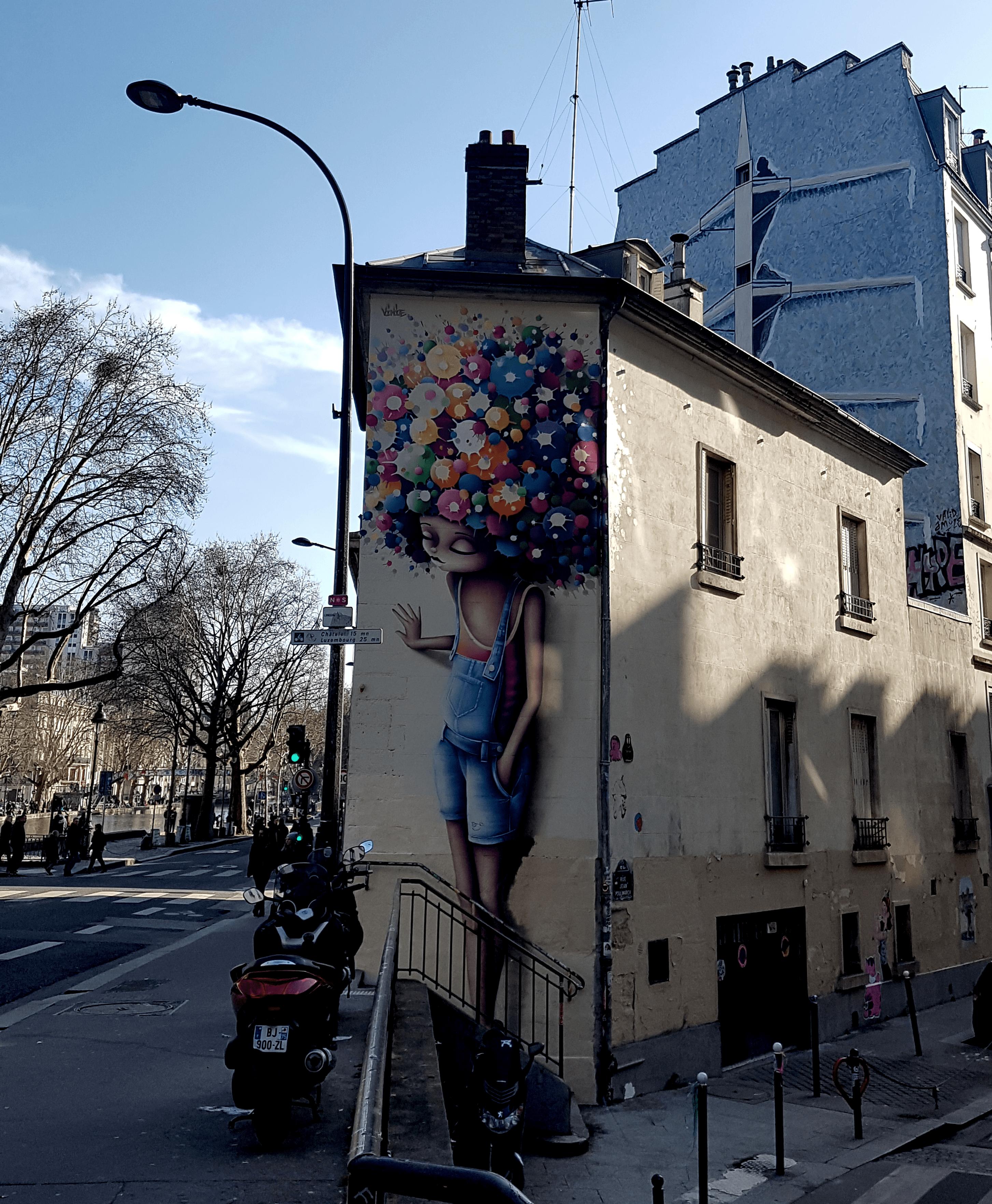 vinie street art paris 10
