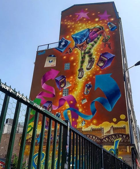 yann lazoo street art